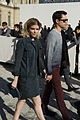 Kate Mara - Louis Vuitton autumn-winter 2014 fashion show.jpg