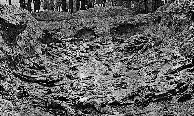 Katyn massacre 1