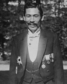 Kazue Shōda on March, 2 1917, from- S. Shoda, Finance Minister LCCN2014704019 (cropped).tif