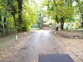 Kesgrave Hall - looking down the drive - geograph.org.uk - 1031185.jpg
