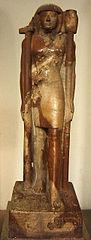 Estatua de arenisca de Jaemuaset
