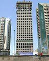 Khalid Al Attar Tower 2 Under Construction on 14 September 2007.jpg