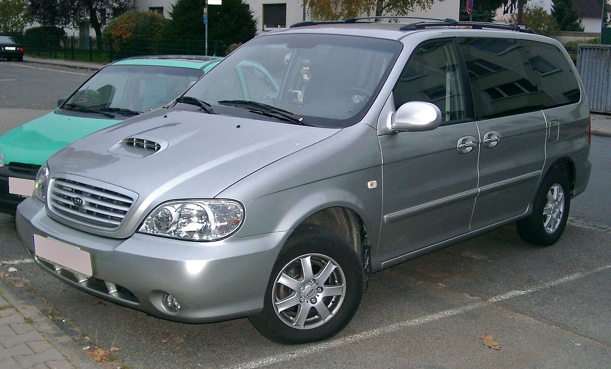 Kia Carnival Simple English Wikipedia The Free Encyclopedia