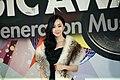 Kim Min-seo at the 2010 Melon Music Awards 5705.jpg
