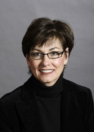 Kim Reynolds - Reynolds during her time in the state Senate