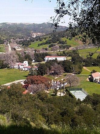 Santa Monica Mountains National Recreation Area - King Gillette Ranch Park