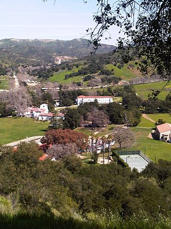 King Gillette Ranch, Santa Monica Mountains Na...