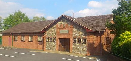 Kingdom Hall of Jehovah's Witnesses, Coalville Kingdom Hall Of Jehovah's Witnesses, Albert Road, Coalville.jpg