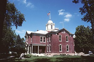 Kingsbury County Courthouse in De Smet