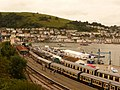 Kingswear, the station - geograph.org.uk - 1468588.jpg