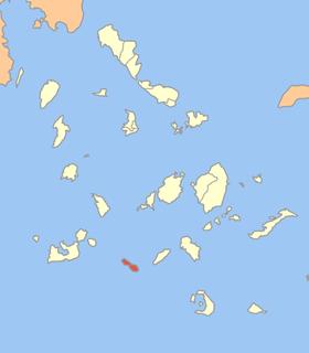 Фолегандрос,  South Aegean, Греция