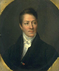 Portait of Count Ravez