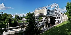 Kirkfield Lift Lock panorama.jpg