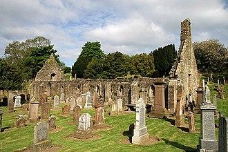 Kirkoswald, South Ayrshire - Image: Kirkoswald Old Church geograph.org.uk 826979