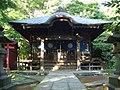 Kitami Fudo Hall (喜多見不動堂) of Kegen-ji (慶元寺) - panoramio.jpg