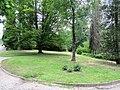 Klimkovice, Zámecká zahrada (2).jpg