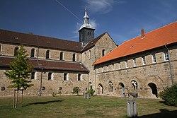 Mariental Abbey near Helmstedt