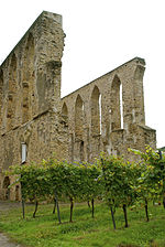 File:Klosterruine Stuben, Mosel --- Ruin of the monastery Stuben, Mosel valley (7698360124).jpg