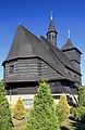 Kościół św. Katarzyny i Matki Bożej Różańcowej w Rybniku-Wielopolu 6.JPG