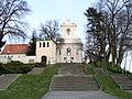 Kościół klasztorny reformatów, ob. par. pw. św. Mikołaja, 2 poł. XVIII Łabiszyn 15.JPG
