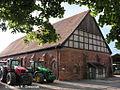 Kolbacz, dawny majątek cysterski - stodoła gotycka - 001.jpg