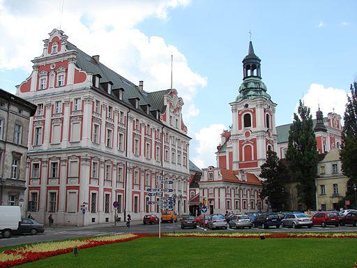 Kompleks Jezuicki Poznan RB1
