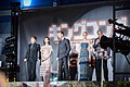 Kong- Skull Island Japan Premiere Red Carpet- GACKT, Sasaki Nozomi, Tom Hiddleston, Brie Larson & Samuel L. Jackson (37024509310).jpg
