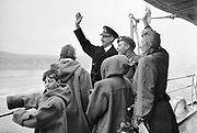 Kongefamilien 1945