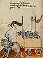 Konrad Kyeser, Bellifortis, Clm 30150, Tafel 01, Blatt 01v.jpg
