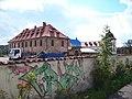 Králův Dvůr, zámek, od severovýchodu.jpg