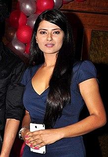 Kratika Sengar Indian television actress