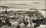 Kristiania. Fra Luftballon, 1906 (11415565543).jpg