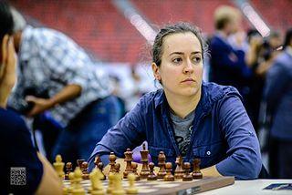 Irina Krush American chess player