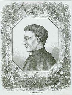 Jan Krzysztof Kluk Polish entomologist