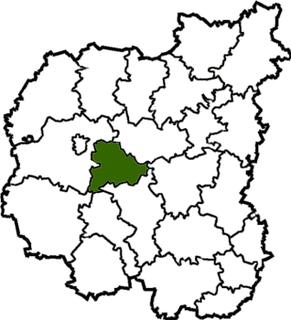 Kulykivka Raion Former subdivision of Chernihiv Oblast, Ukraine