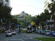 Kumamoto City Tram Oct 7 2012