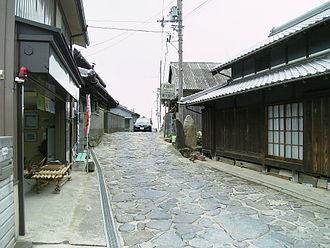 Tōge - Image: Kuragari 02