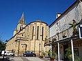 L'église Saint-Barthélémy de Prayssac - Septembre 2015.jpg