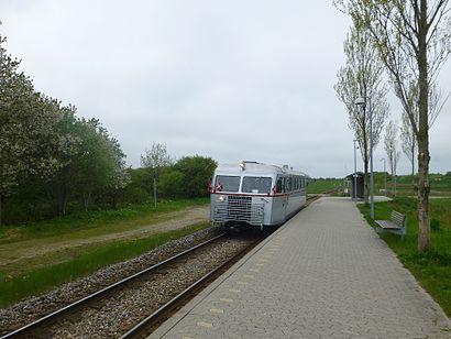 Sådan kommer du til Holløse St. med offentlig transport – Om stedet
