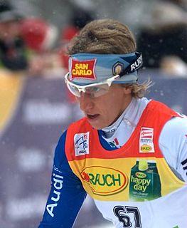 Marianna Longa Italian cross-country skier