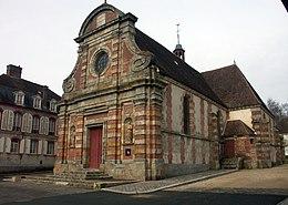 La Ferté-Vidame, Eure et Loir, église Saint Nicolas bu 290.jpg