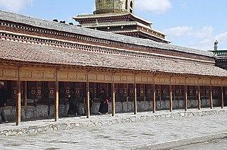 Gannan Tibetan Autonomous Prefecture Autonomous prefecture in Gansu, Peoples Republic of China