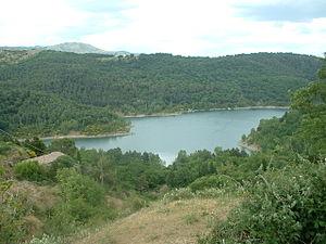 Troina - Image: Lago Ancipa