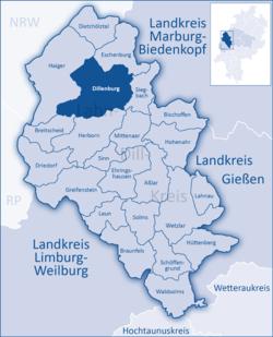 Lahn-Dill-Kreis Dillenburg