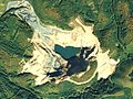 Lake Fujimi which disappeared Aerial Photograph.jpg