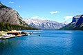 Lake Minnewanka - Banff - panoramio (4).jpg