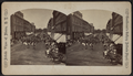 "Lake St., Negro procession celebrating ""Emancipation proclamation."", by Tomlinson, C., fl. 1874-1890.png"