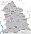 Landkreis Miesbach alte Gemeindegrenzen-Dürnbach.png