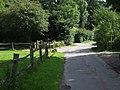 Lane looking between Little Streele and Blackboys - geograph.org.uk - 1429912.jpg