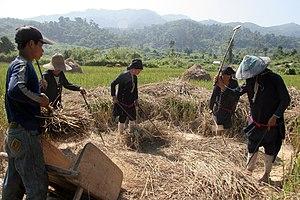 Muang Sing - Image: Laos lenten 0663a